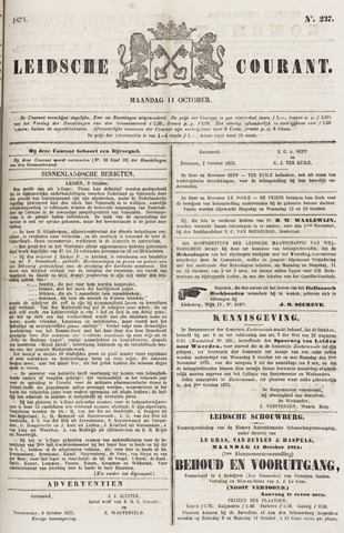 Leydse Courant 1875-10-11