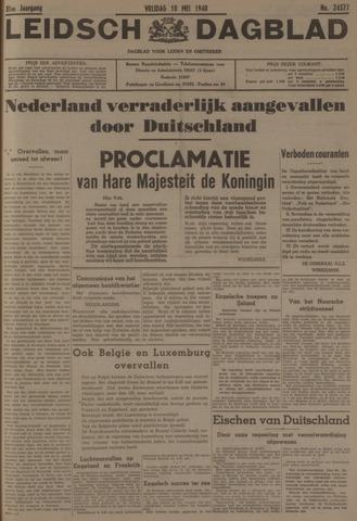 Leidsch Dagblad 1940-05-10