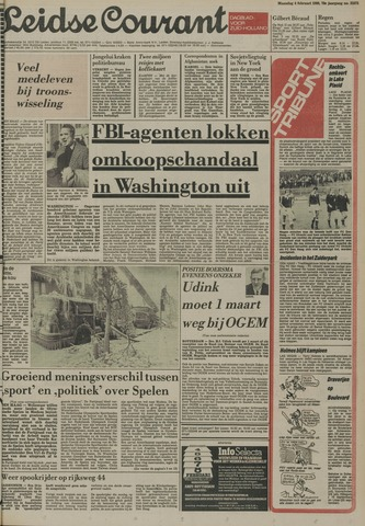 Leidse Courant 1980-02-04