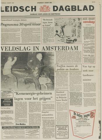 Leidsch Dagblad 1980-03-01