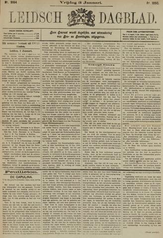 Leidsch Dagblad 1890-01-03