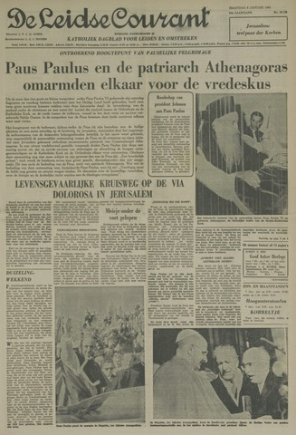 Leidse Courant 1964-01-06