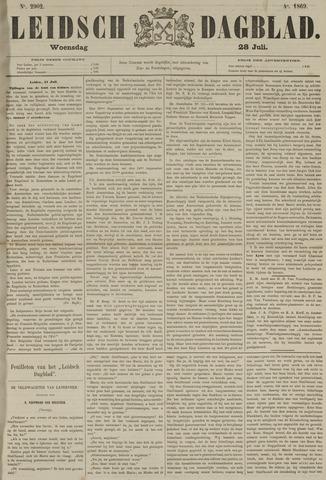 Leidsch Dagblad 1869-07-28
