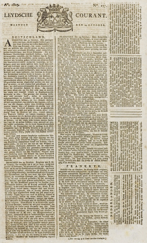 Leydse Courant 1825-10-24