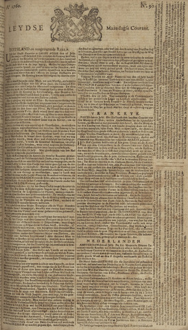 Leydse Courant 1760-07-28