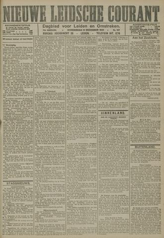 Nieuwe Leidsche Courant 1921-12-08