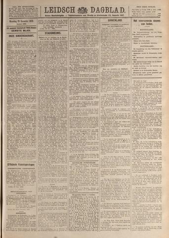 Leidsch Dagblad 1920-12-20