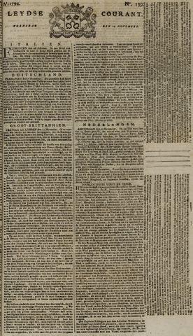 Leydse Courant 1794-11-19
