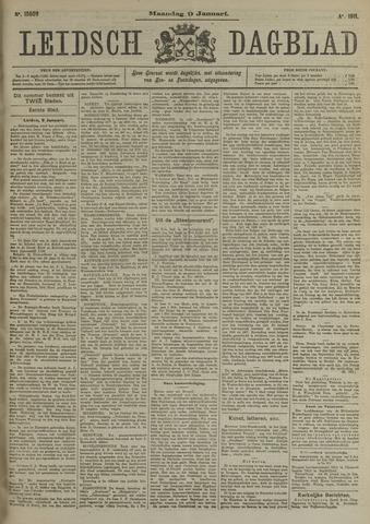 Leidsch Dagblad 1911-01-09