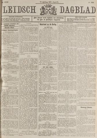 Leidsch Dagblad 1916-04-28