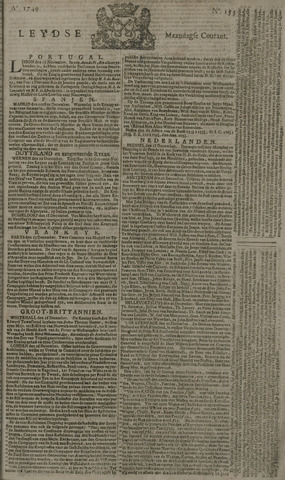 Leydse Courant 1749-12-22