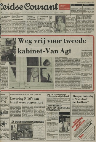 Leidse Courant 1981-07-21