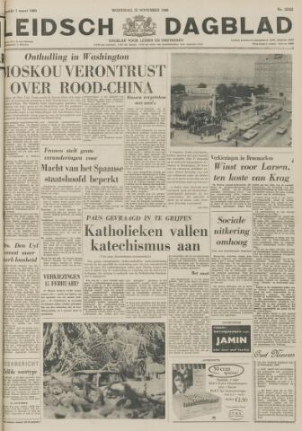 Leidsch Dagblad 1966-11-23