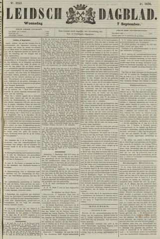 Leidsch Dagblad 1870-09-07