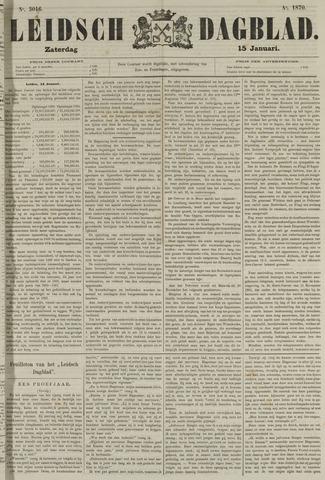 Leidsch Dagblad 1870-01-15