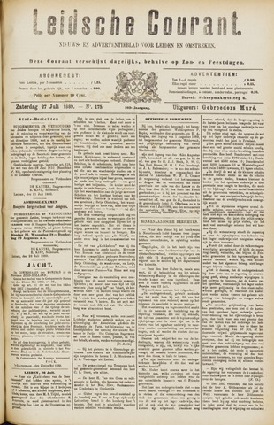 Leydse Courant 1889-07-27