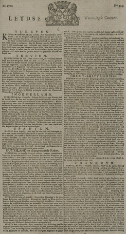 Leydse Courant 1729-08-31