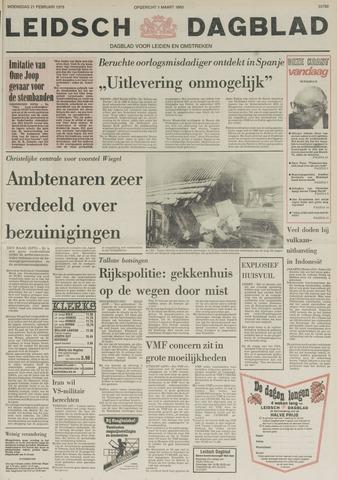 Leidsch Dagblad 1979-02-21