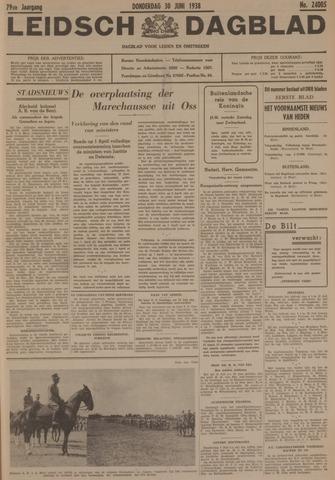 Leidsch Dagblad 1938-06-30