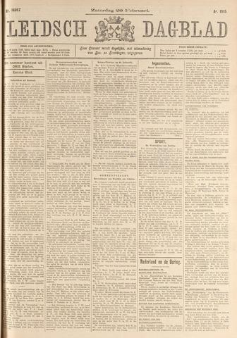 Leidsch Dagblad 1915-02-20