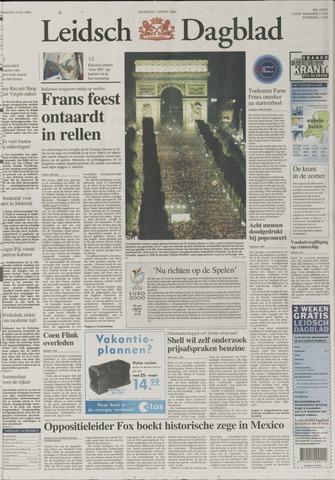 Leidsch Dagblad 2000-07-03