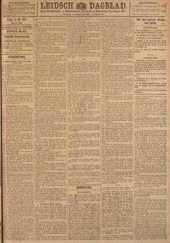 Leidsch Dagblad 1923-05-25