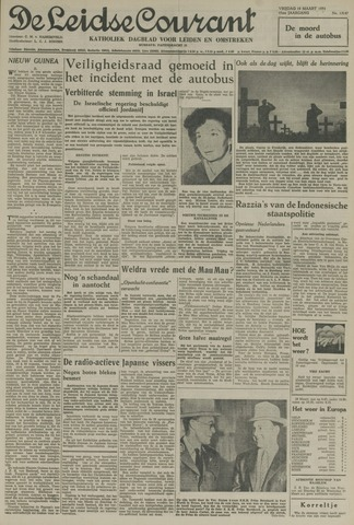Leidse Courant 1954-03-19