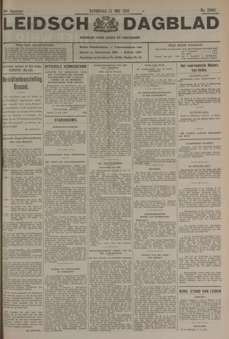 Leidsch Dagblad 1935-05-11