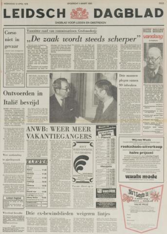 Leidsch Dagblad 1978-04-12