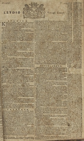 Leydse Courant 1757-10-28