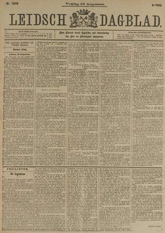 Leidsch Dagblad 1902-08-15