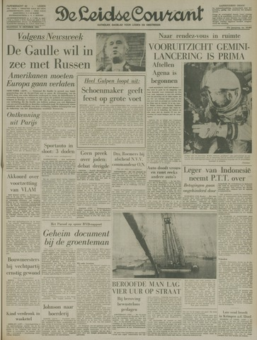 Leidse Courant 1965-10-25