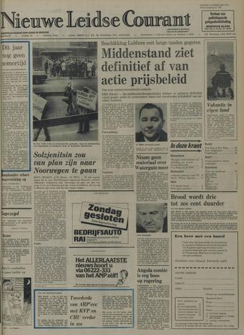 Nieuwe Leidsche Courant 1974-02-15