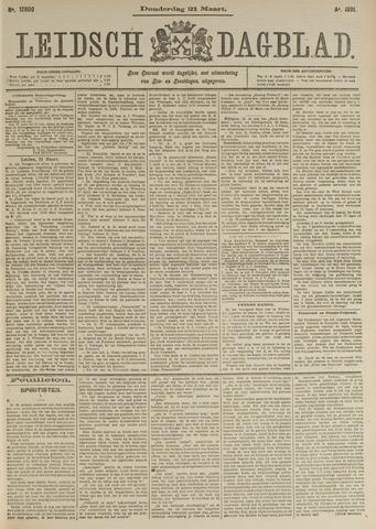 Leidsch Dagblad 1901-03-21