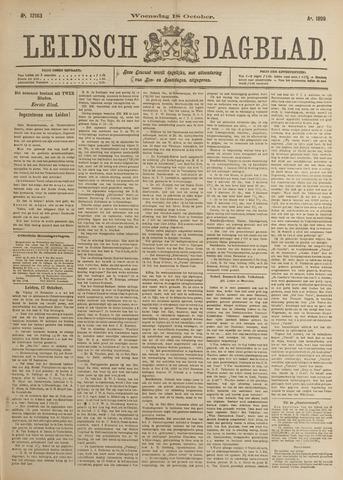 Leidsch Dagblad 1899-10-18
