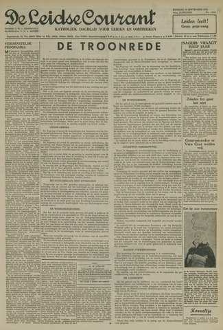 Leidse Courant 1952-09-16