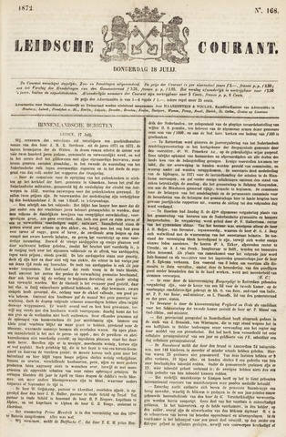 Leydse Courant 1872-07-18