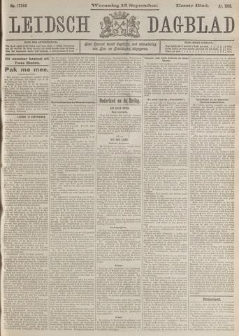 Leidsch Dagblad 1916-09-13