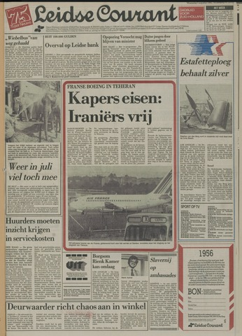 Leidse Courant 1984-08-01