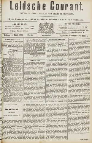Leydse Courant 1890-04-04