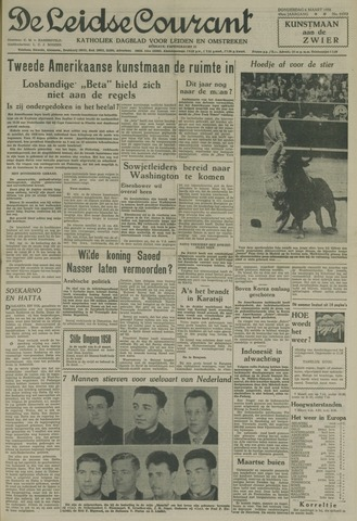 Leidse Courant 1958-03-06