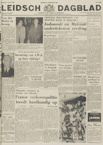Leidsch Dagblad 1966-08-09