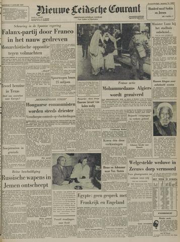 Nieuwe Leidsche Courant 1957-01-09