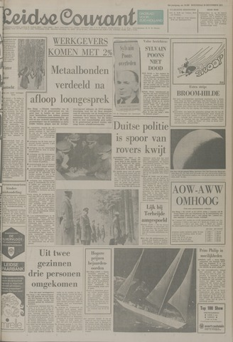 Leidse Courant 1971-12-29