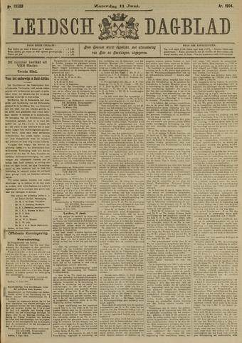 Leidsch Dagblad 1904-06-11