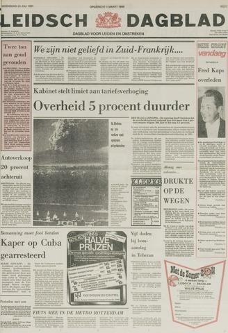 Leidsch Dagblad 1980-07-23