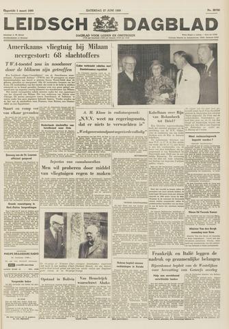 Leidsch Dagblad 1959-06-27
