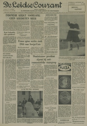 Leidse Courant 1963-09-26