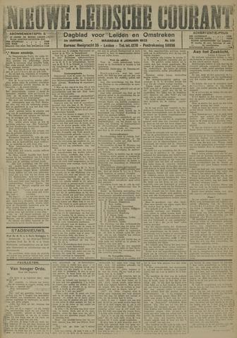 Nieuwe Leidsche Courant 1923-01-08
