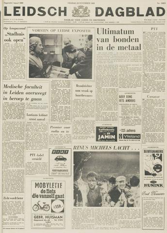 Leidsch Dagblad 1968-11-29